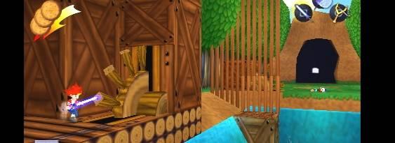 Immagine del gioco Ape Escape Academy per Playstation PSP