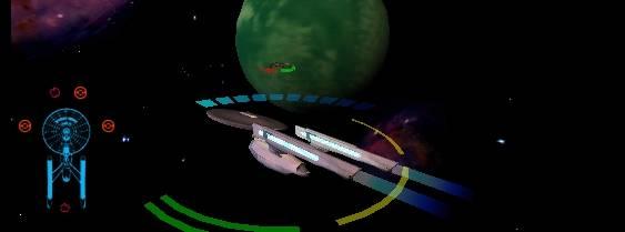 Star Trek: Tactical Assault per Playstation PSP