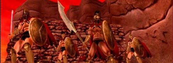 300: March to Glory per Playstation PSP