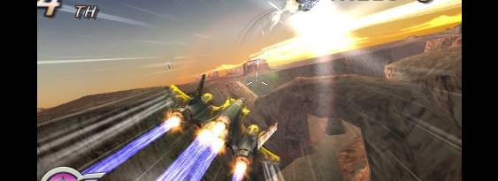 M.A.C.H: Modified Air Combat Heroes per Playstation PSP