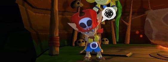 Zack & Wiki: Il tesoro del pirata Barbaros per Nintendo Wii