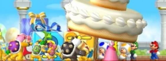 New Super Mario Bros per Nintendo DS