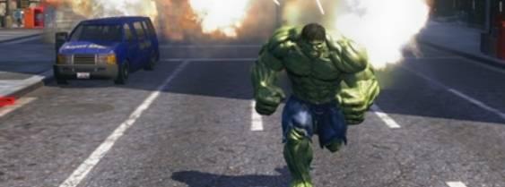 Immagine del gioco L'Incredibile Hulk per Playstation 2