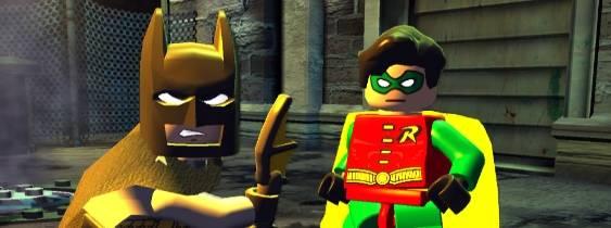 Immagine del gioco LEGO Batman: Il Videogioco per Playstation PSP