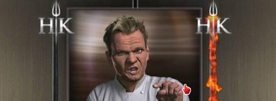 Immagine rappresentativa per Hell's Kitchen: The Video Game