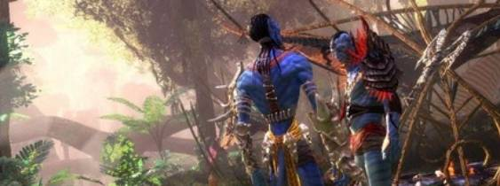 Immagine del gioco James Cameron's Avatar per Playstation PSP