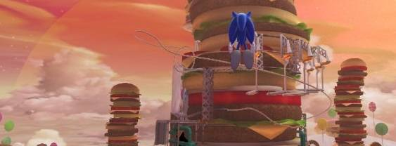 Sonic Colours per Nintendo DS