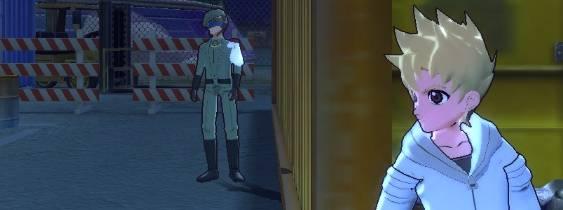 Immagine del gioco Bakugan Battle Brawlers: I Difensori della Terra per Nintendo DS