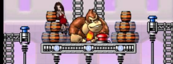 Mario vs Donkey Kong: Mini-Land Mayhem! per Nintendo DS