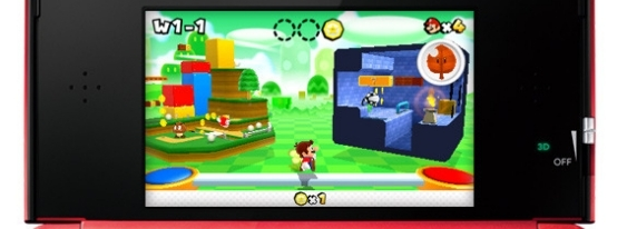 Super Mario 3D Land per Nintendo 3DS