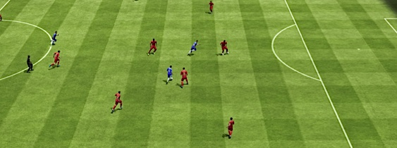 FIFA 13 per Playstation PSP