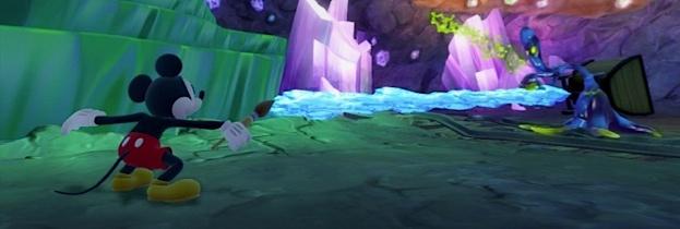Epic Mickey 2: L'Avventura di Topolino e Oswald per Nintendo Wii