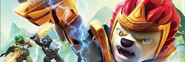 LEGO Legends of Chima: Il Viaggio di Laval per Nintendo DS