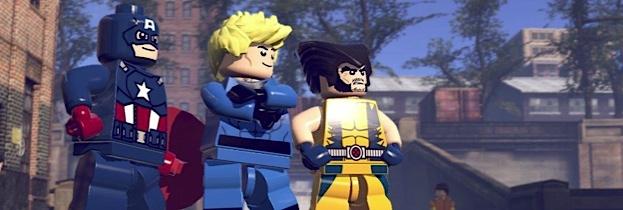 LEGO Marvel Super Heroes: L'Universo in Pericolo per Nintendo DS