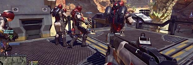 Immagine del gioco Planetside 2 per Free2Play