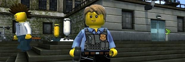 LEGO City Undercover per Nintendo Wii U