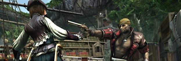 Assassin's Creed IV Black Flag per Nintendo Wii U