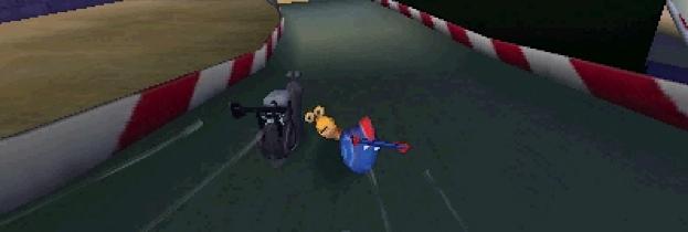 Turbo Acrobazie in pista per Nintendo DS