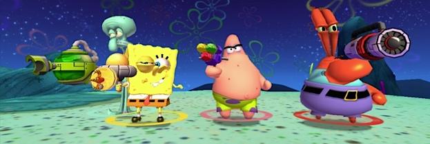 SpongeBob SquarePants: La Vendetta Robotica di Plankton per Nintendo DS