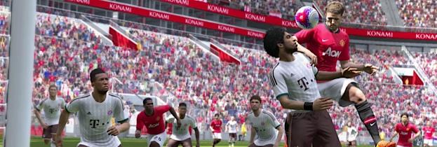 Pro Evolution Soccer 2015 per Xbox One