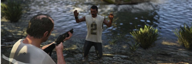 Immagine del gioco Grand Theft Auto V - GTA 5 per Playstation 4