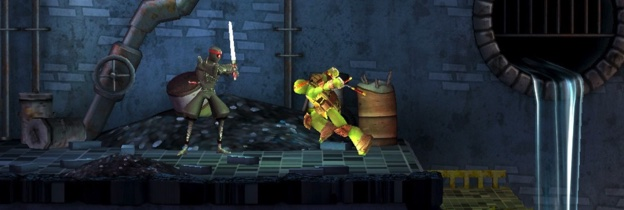 Teenage Mutant Ninja Turtles: La Minaccia del Mutageno per Nintendo 3DS