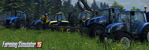 Farming Simulator 15 per Playstation 4