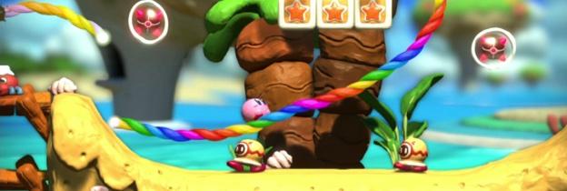 Kirby e il pennello arcobaleno per Nintendo Wii U