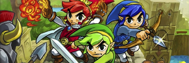 The Legend of Zelda: Tri Force Heroes per Nintendo 3DS