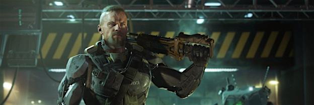 Call of Duty Black Ops III per Xbox 360