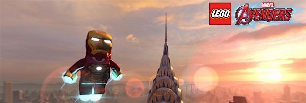 LEGO Marvel's Avengers per Nintendo DS
