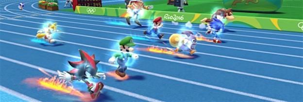 Mario & Sonic ai Giochi Olimpici di Rio 2016 per Nintendo Wii U