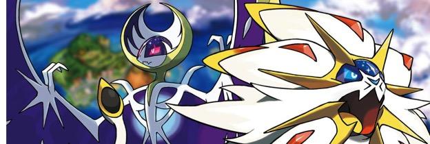 Pokemon Luna per Nintendo 3DS