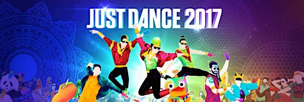 Just Dance 2017 per Nintendo Wii