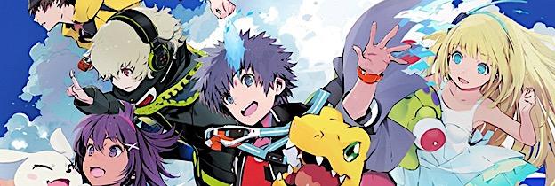Immagine del gioco Digimon World: Next Order per Playstation 4