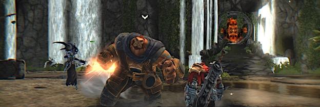 Immagine del gioco Darksiders: Warmastered Edition per Playstation 4