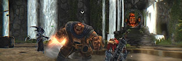 Immagine del gioco Darksiders: Warmastered Edition per Nintendo Wii U