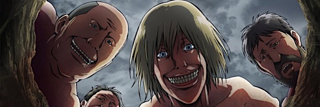 Attack on Titan: Escape from the Jaws of Death per Nintendo 3DS