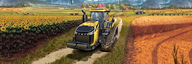 Immagine del gioco Farming Simulator 17 per Playstation 4