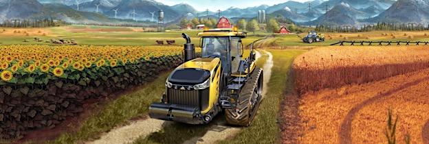 Immagine del gioco Farming Simulator 17 per Xbox One