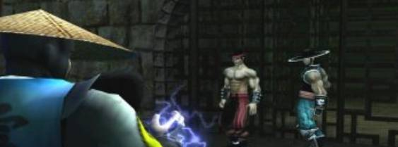 Immagine del gioco Mortal Kombat: Shaolin Monks per Playstation 2