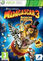 copertina Madagascar 3: The Video Game