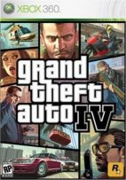 copertina Grand Theft Auto IV - GTA 4