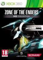 copertina Zone of the Enders HD Collection