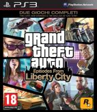 copertina GTA: Episodes from Liberty City