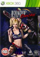 copertina Lollipop Chainsaw