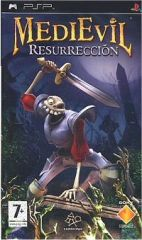 copertina Medievil resurrection