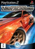 copertina Need for Speed Underground