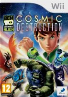 copertina Ben 10: Ultimate Alien: Cosmic Destruction