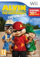 copertina Alvin & The Chipmunks